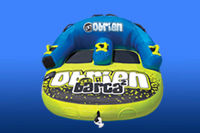 Clearance Towable Inflatable Tubes and Equipment