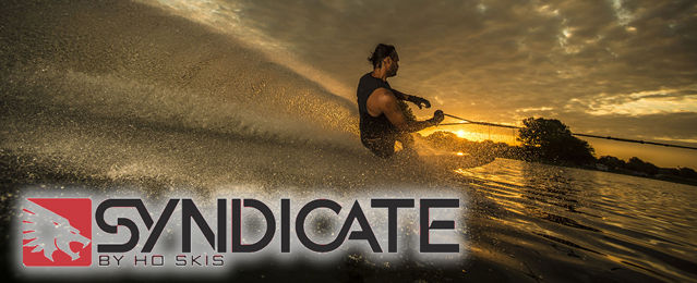 Clearance Syndicate Water Skis